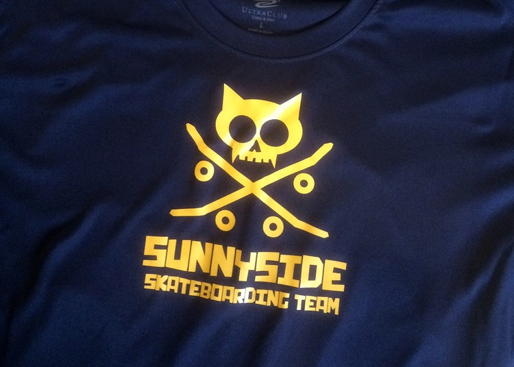 Sunnyside Riders Club T-shirt