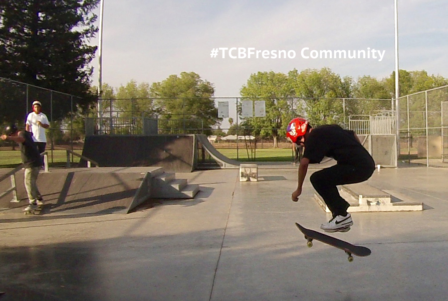 TCBFresno: Sunnyside Riders Club: Skateboarding Is Not a Crime!