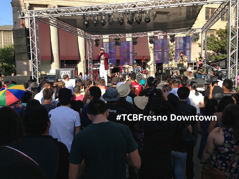 TCBFresno: Catacomb Party: Fresno's Downtown Music Fest Extravaganza