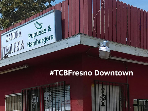 TCBFresno Downtown: Zamora Taqueria